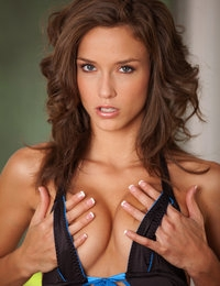 "MALENA MORGAN: ""PRESENTING MALENA"" by JASON SELF"